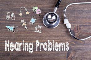 hallási problémák